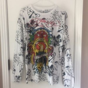 ED HARDY by Christian Audigier of Hollywood Shirt